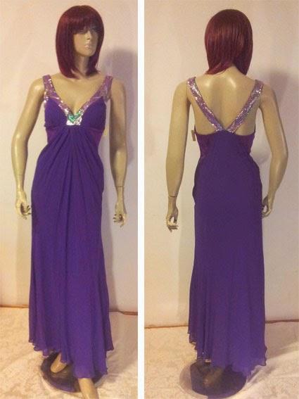 rochie lunga de ocazie