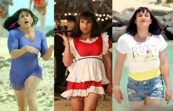 saif ali khan crossdressing