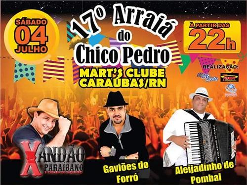 17° Chico Pedro