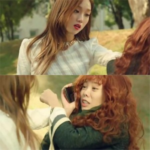 Sinopsis Cheese in the Trap episode 9 part 1