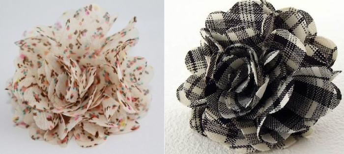may 39 s ange le blog une bague en fleur de tissus faire soi m me. Black Bedroom Furniture Sets. Home Design Ideas
