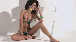 Modella pubblicità Calzedona Aprile 2015, ecco come si chiama