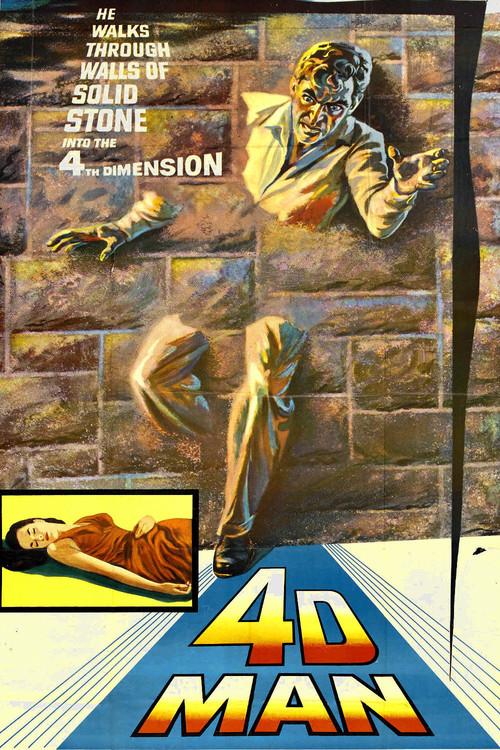 El hombre de la cuarta dimension (1959) | Si Pelis HD
