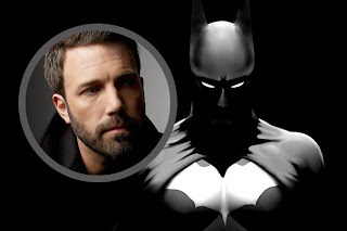 Ben Affleck is getting used for his role as Batman (Photos: PinsofWar.com)