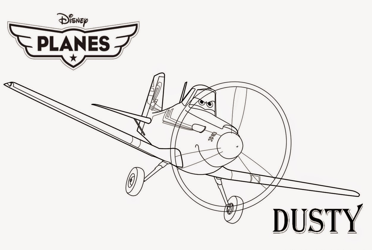 Disney Planes coloring pages coloring.filminspector.com