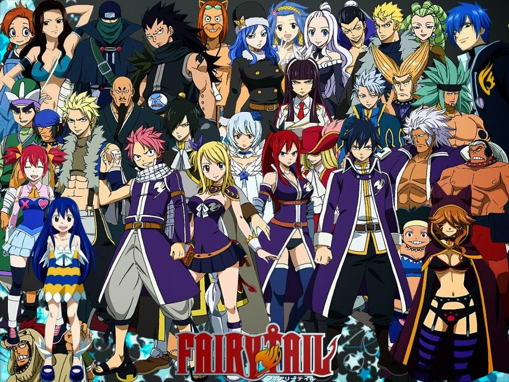 Fairy Tail Season 6 Review