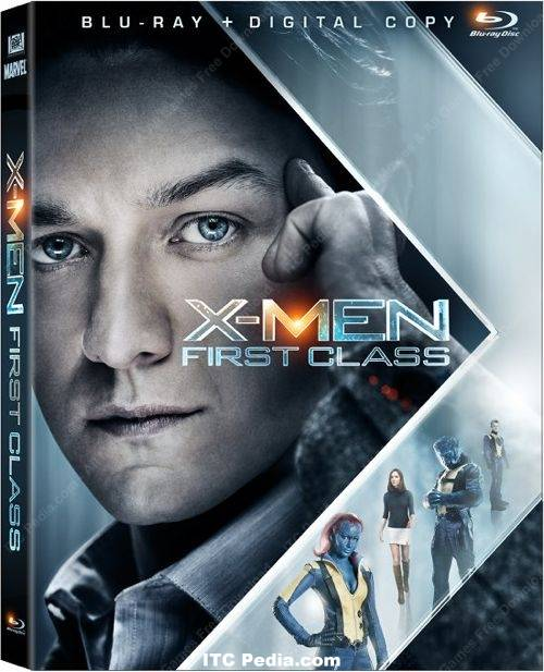 X-Men: First Class (2011) 720p BluRay x264 AAC - YIFY