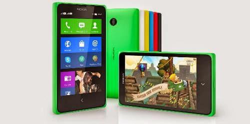 Harga Nokia X Android Dual Core Dan Spesifikasi September 2014