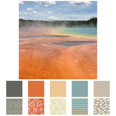 Color Play Friday Grand Prismatic Pool