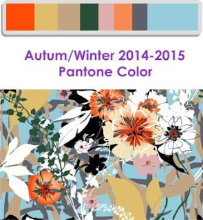 Color Pantone, Trends Color, Autumn Winter Trends Color
