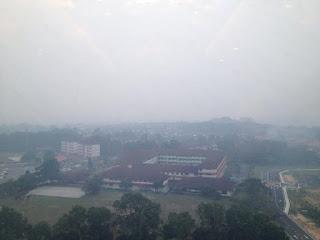 Jerebu: Susilo mohon maaf kepada rakyat Malaysia, Singapura