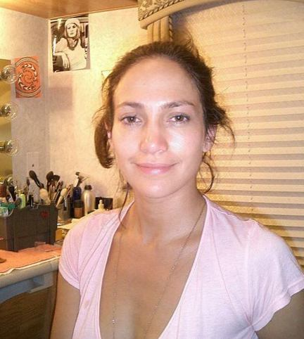 Jennifer Lopez No Makeup