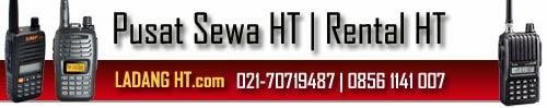 Pusat Sewa HT Rental Handy Talky Tempat Penyewaan HT