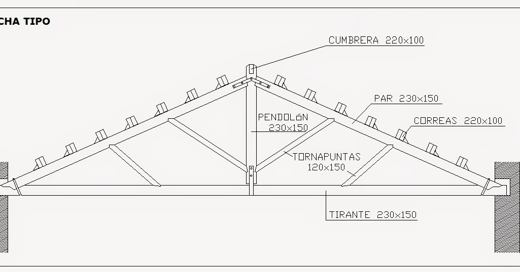 Usos y abusos en la rehabilitaci n de edificios apeo de for Crear una cubierta de madera
