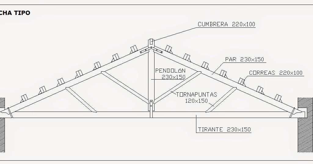 Usos y abusos en la rehabilitaci n de edificios apeo de - Cerchas metalicas para cubiertas ...