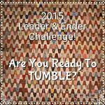 TUMBLER 2015 Leader & Ender Challenge