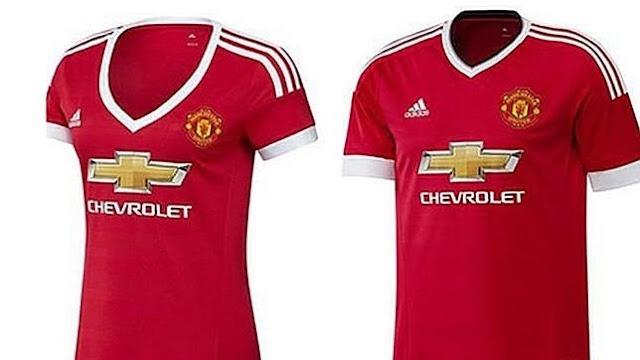 adidas tropieza con la versión femenina de la camiseta del United