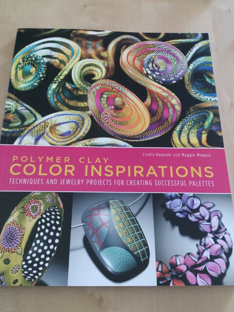 libro polymer clay color inspirations