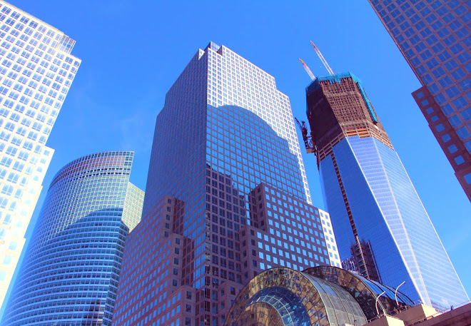 WTC - Financial District Manhattan
