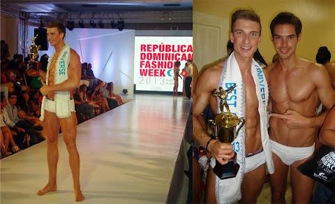Men Universe Model 2013: Best Body