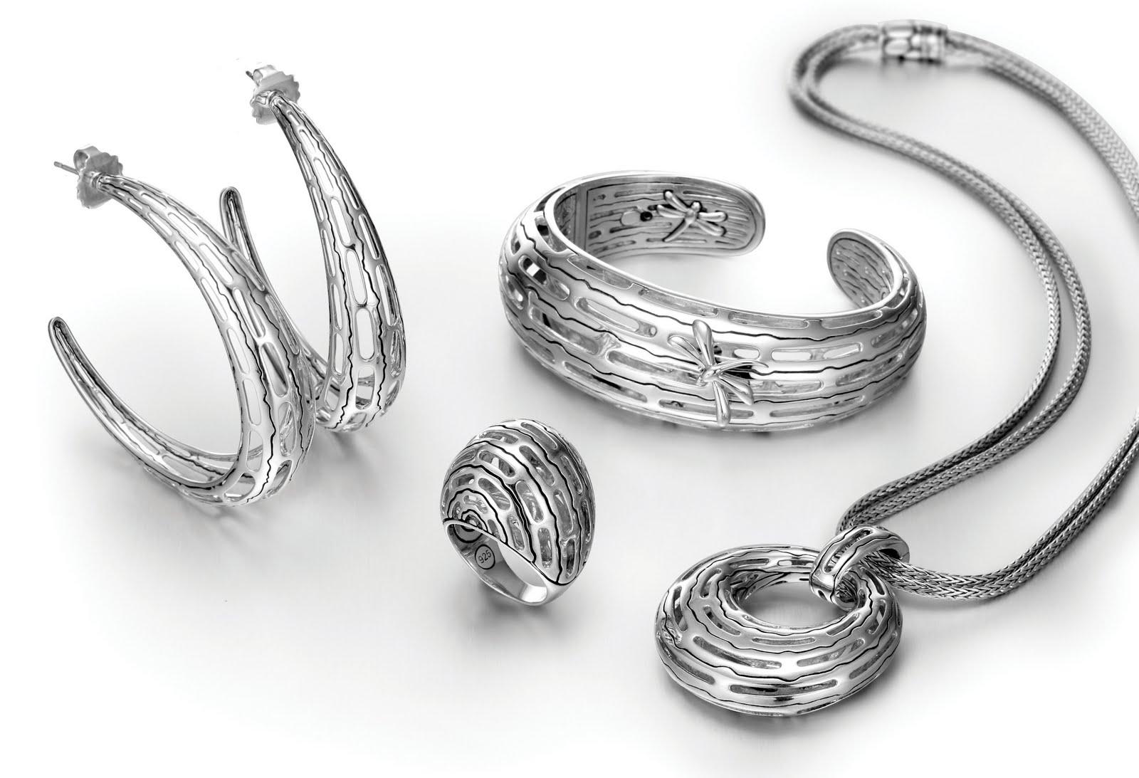Jewelry News Network John Hardy And Angela Lindvall