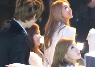 SeoKyu moment MAMA 2011