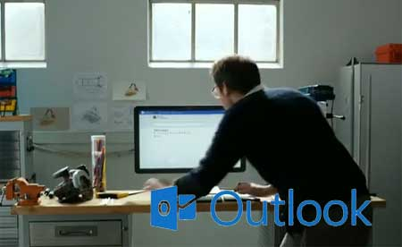 correo outlook contactos