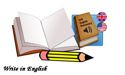 cara mudah belajar menulis bahasa inggris