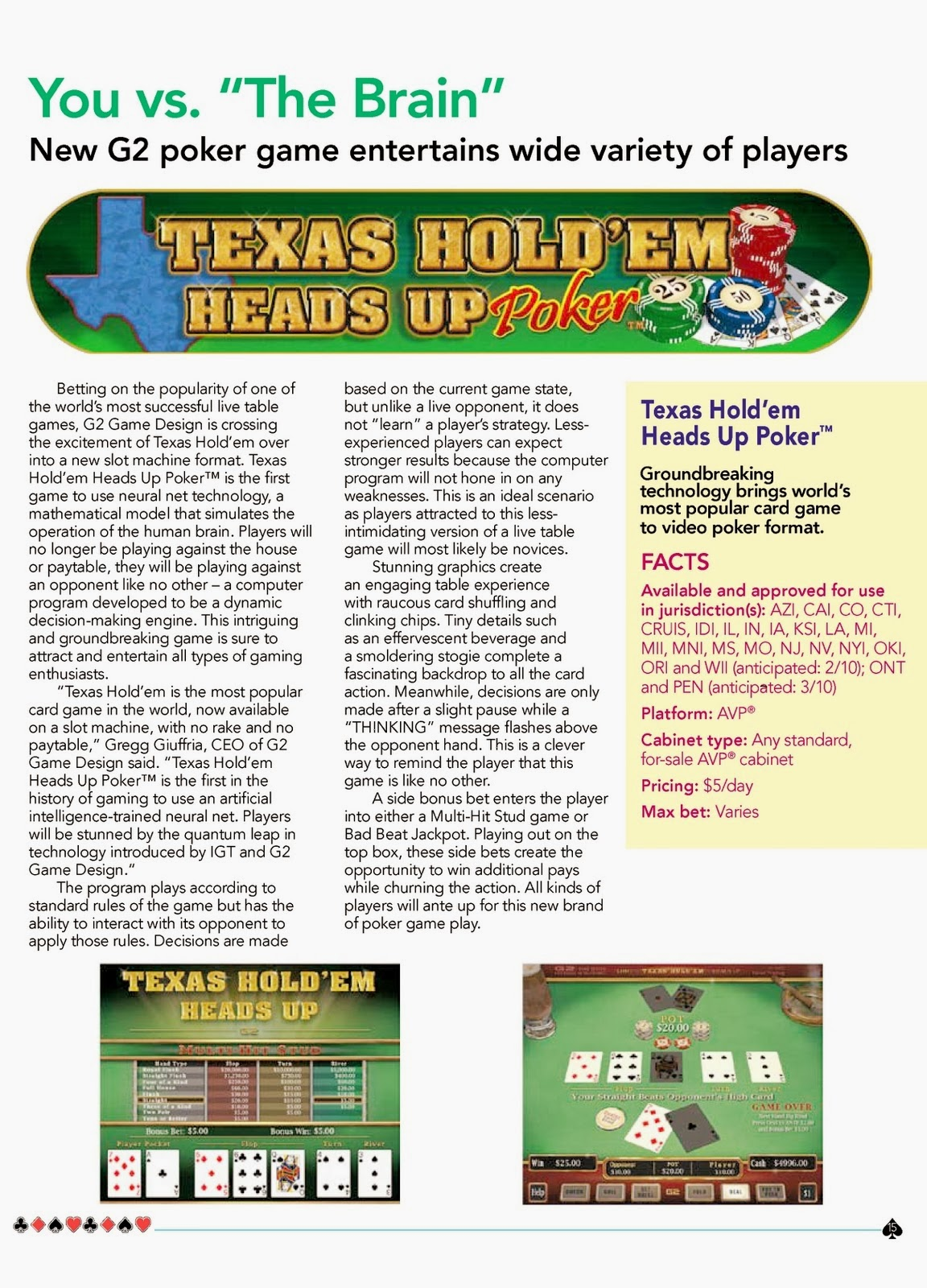 texas holdem betting