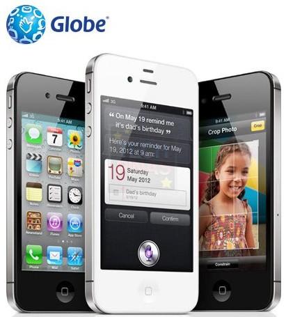 globe iphone 4s prepaid