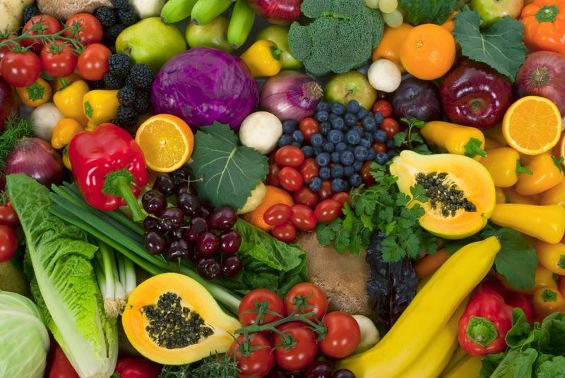 كيف تحافظين على فيتامينات الخضر و الفواكه