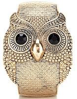 Accessorise Owl Cuff