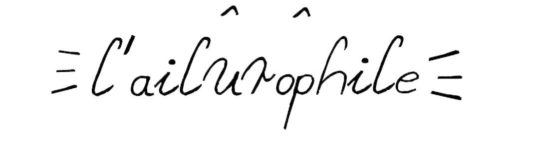 L'Ailurophile