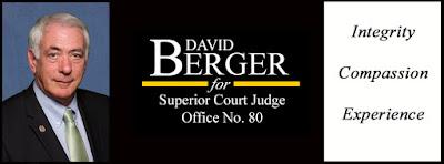 David Berger for Judge