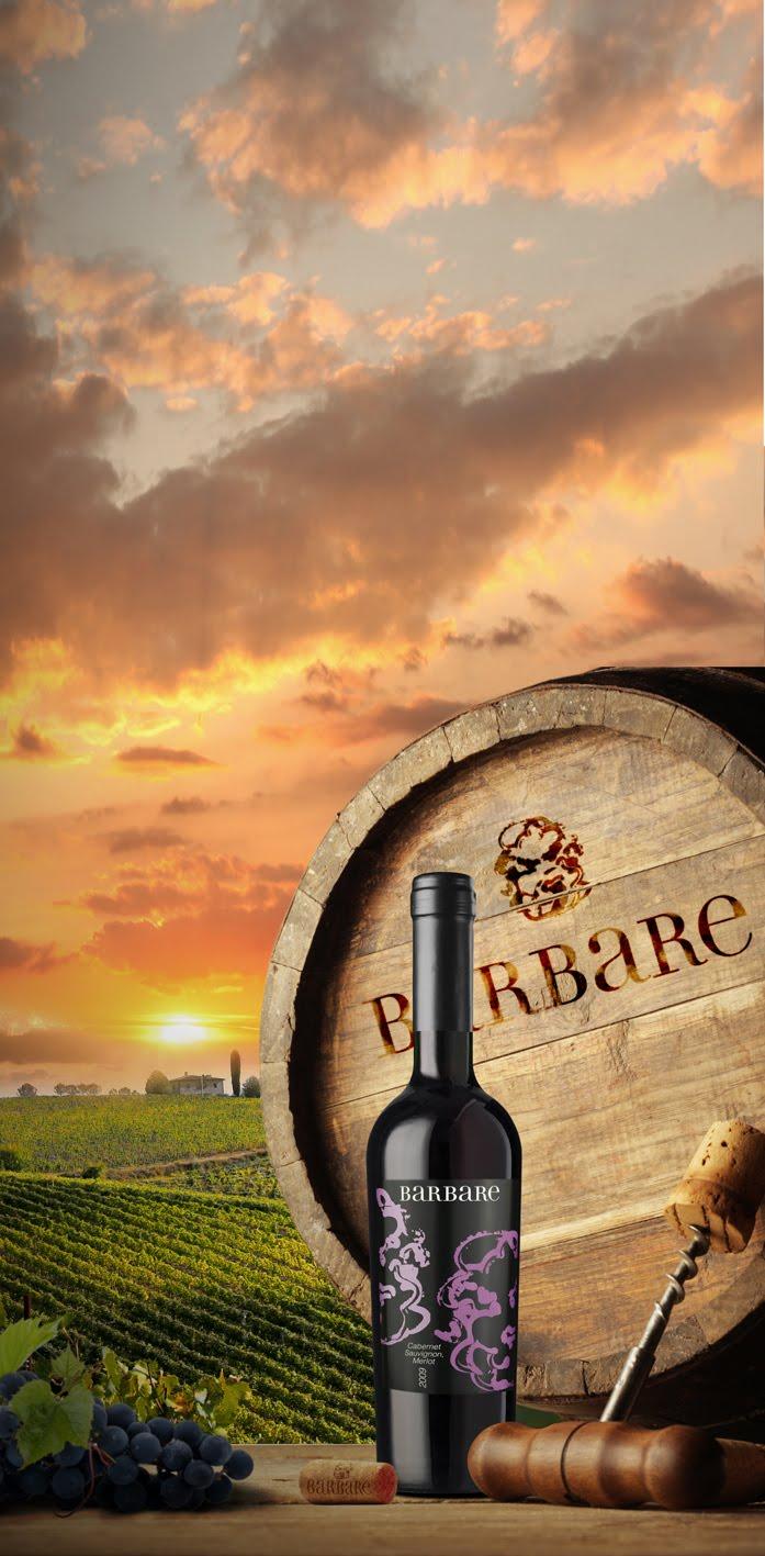 Barbare Şarap