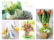 Como hacer Huevos de Pascua con Punto de Cruz huevos pascua naturaleza