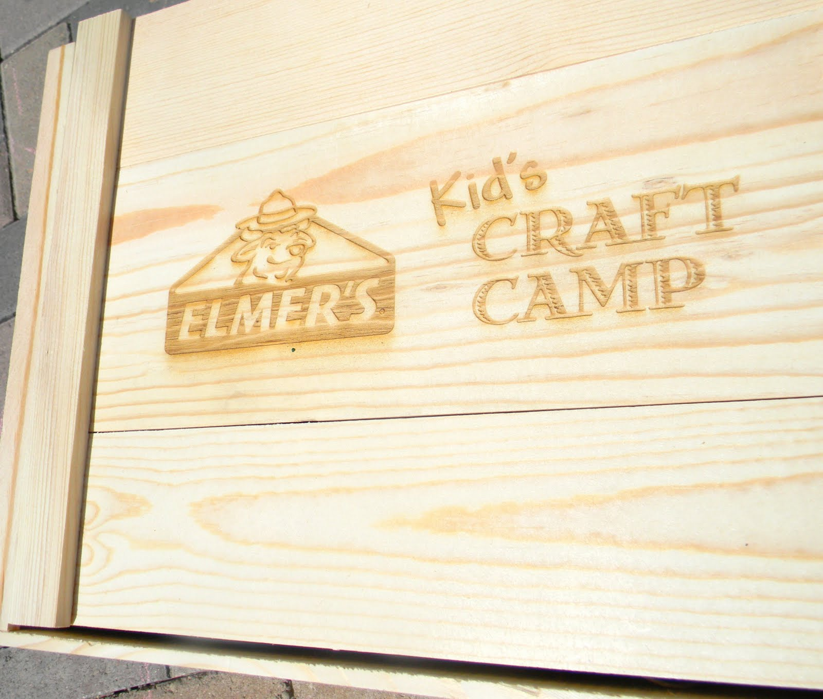 Elmer's is generously giving away craft kits for you to have your own ...