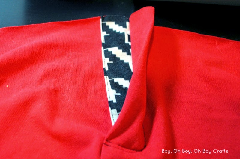 how to sew a faux button fly