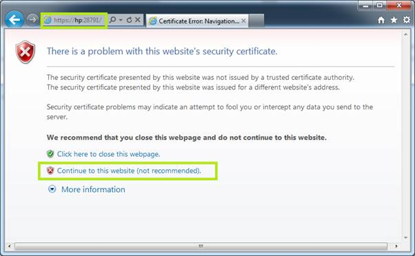 https configured sharepoint site
