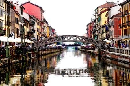 Milanopostlink navigli design district e oriental design week for Gobbetto resine
