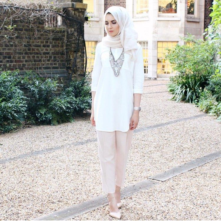 wonderful gambar outfit hijab girls