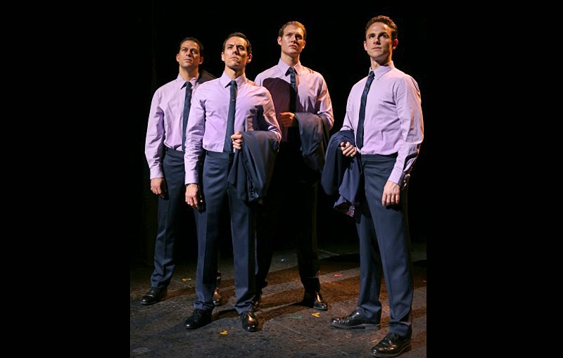 Jersey Boys Live in Malaysia 2014