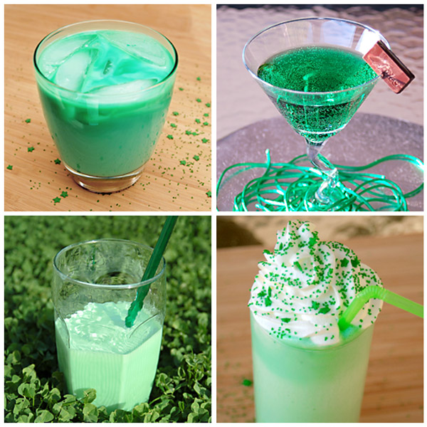 St Patrick 39 S Day Cocktail Drink Roundup
