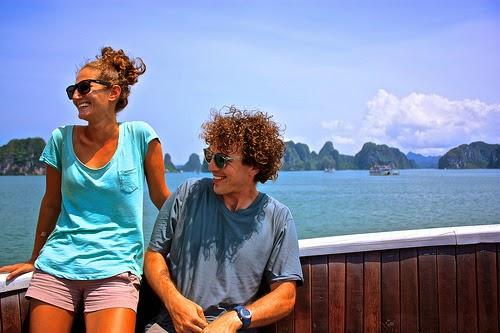 Kayaking Halong Bay 2