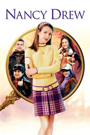 Poster Of Nancy Drew 2007 In Hindi Bluray 720P Free Download