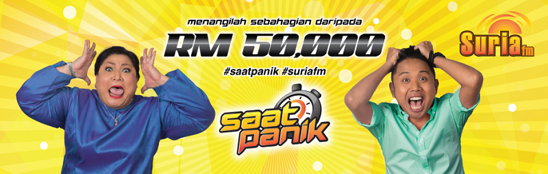 Saat Panik Suria FM