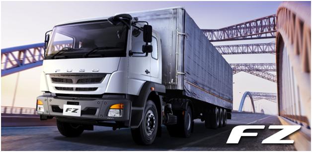 Diamond Motors Rolls Out The New Fuso Fz In Ndiyo Fuso