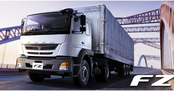 Diamond Motors Rolls Out The New Fuso Fz In Ndiyo Ni