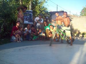 CEPAPA EM AÇÃO - PROJETO MÚSICA NOS BAIRROS ITACARÉ 2012