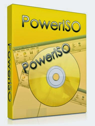 Download Power ISO 5.9 Full Version Final + Serial Number